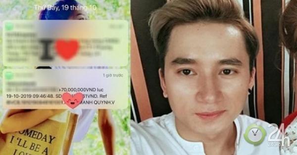 Phan Mạnh Quỳnh tặng 70 triệu cho bạn gái xinh đẹp nhân dịp 20.10 - Ngôi sao