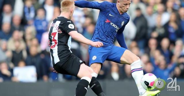 Video highlight trận Chelsea - Newcastle: Thử thách khó ngờ, căng thẳng cực độ (Vòng 9 Ngoại hạng Anh)