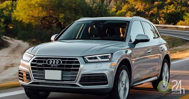 Audi Việt Nam triệu hồi hơn 560 xe Q5 vì lỗi chắn bùn