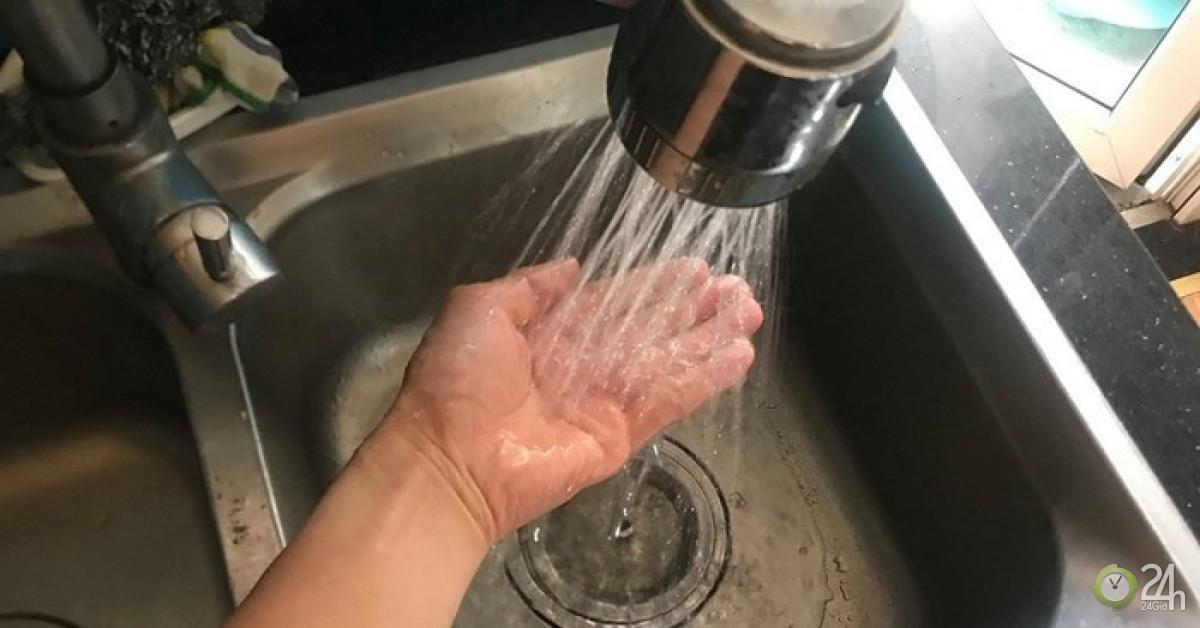 Kết quả xét nghiệm mới nhất về chất lượng nước sông Đà - Tin tức 24h