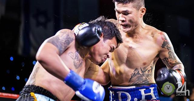 Vang dội boxing Việt: Trương Đình Hoàng hạ đối thủ Hàn Quốc giành đai WBA Đông Á