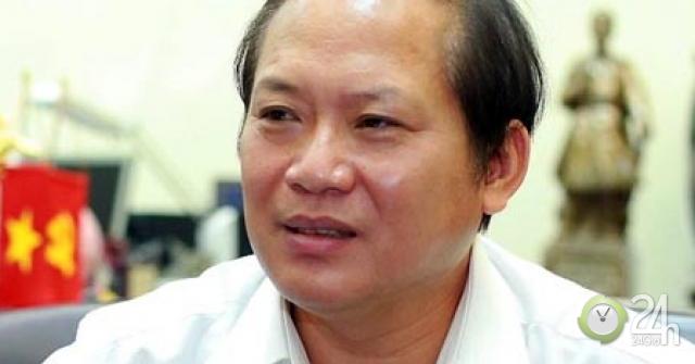Ông Trương Minh Tuấn vi phạm vì lời hứa tạo điều kiện làm Bộ trưởng - Tin tức 24h