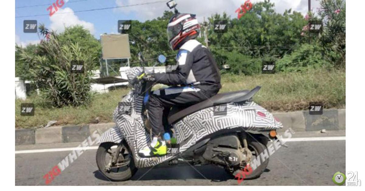 Xe tay ga Yamaha Fascino 2020 lộ diện, cải tiến thiết kế hút người mua