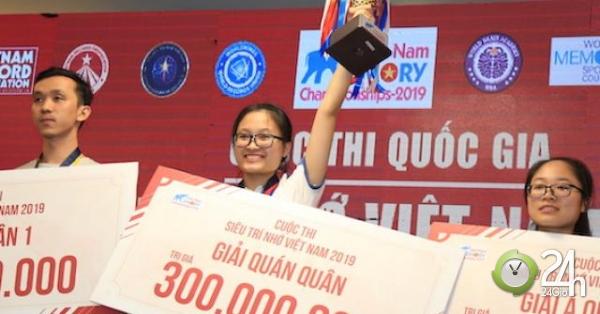 """Chung kết Siêu trí nhớ VN: Hai chị em gái nhà nghèo ở Đắk Nông """"ẵm"""" 400 triệu - Tin tức 24h"""