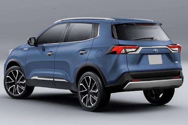 Toyota Rise - mẫu SUV hoàn toàn mới cạnh tranh với Ford EcoSport - 2