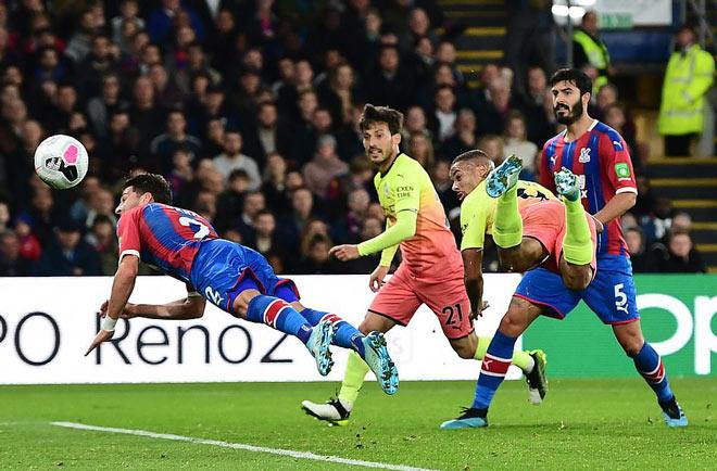 Video highlight trận Crystal Palace - Man City: Tấn công áp đảo, 93 giây thăng hoa (Vòng 9 Ngoại hạng Anh) - 1