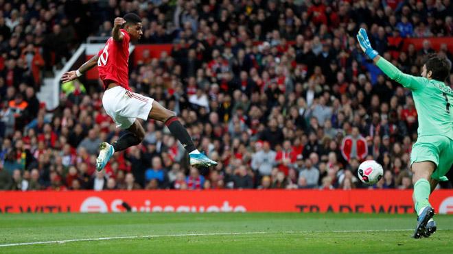 Video highlight trận MU - Liverpool: Tuyệt đỉnh Rashford, trả giá sai lầm