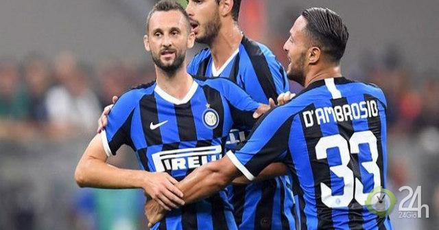 Trực tiếp bóng đá Sassuolo - Inter Milan: Trút giận lên đối thủ