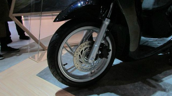Honda SH150i tại đây có giá chỉ từ 65,5 triệu đồng, rẻ hơn VN gần 20 triệu đồng - 2