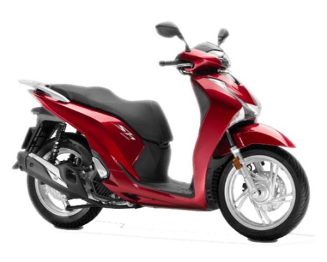 Honda SH150i tại đây có giá chỉ từ 65,5 triệu đồng, rẻ hơn VN gần 20 triệu đồng - 7