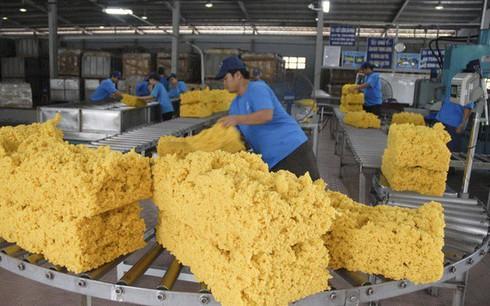 Trung Quốc là thị trường xuất khẩu cao su lớn nhất của Việt Nam - 1