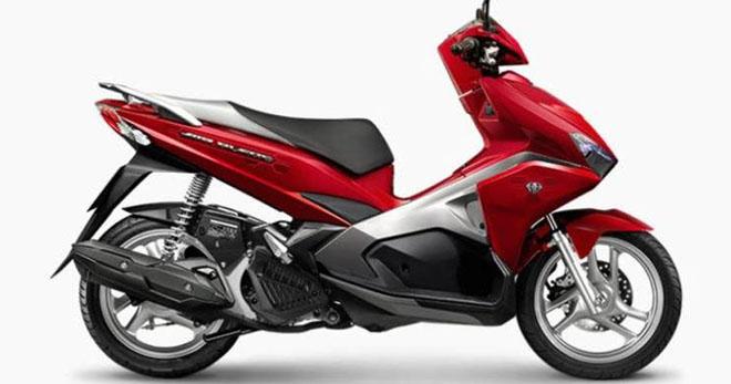 Honda Air Blade 150 sắp trình làng: Giá từ 55 triệu đồng?