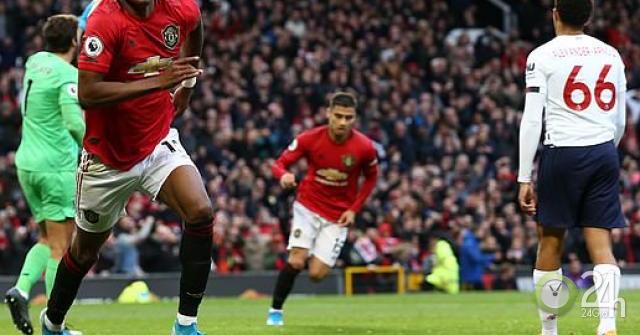 """MU """"hái điểm"""" trước top 5 Ngoại hạng Anh: Có một """"Quỷ đỏ"""" ngổ ngáo-Bóng đá 24h"""