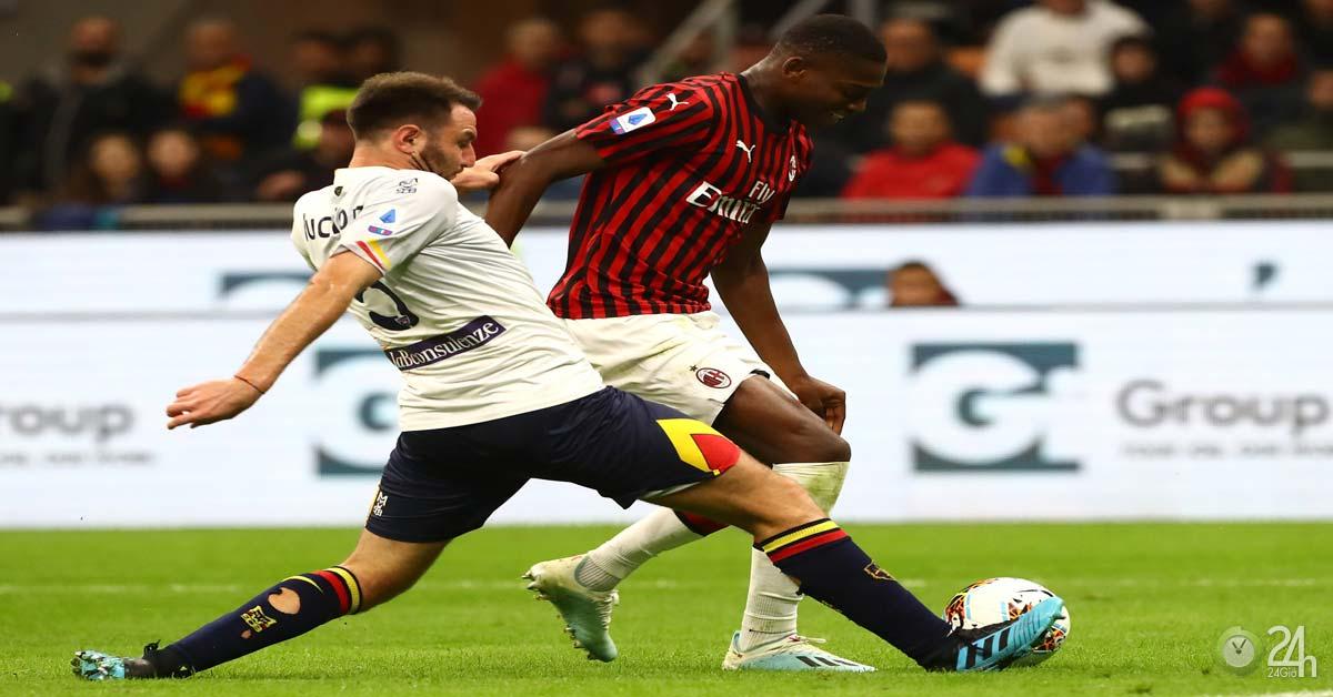 Video highlight trận AC Milan - Lecce: Siêu phẩm mở màn, bù giờ nghiệt ngã