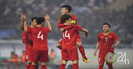 U22 Việt Nam 'căng như dây đàn' ở SEA Games 30-Bóng đá 24h