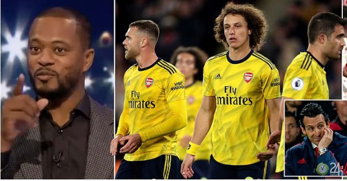 """Arsenal thua đau đội mới lên hạng, huyền thoại MU mỉa mai là """"trẻ con""""-Bóng đá 24h"""
