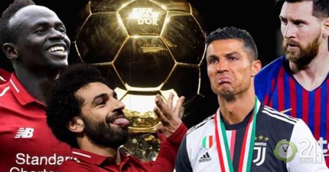 """Chốt đề cử ẵm """"Quả bóng Vàng 2019"""": Messi, Ronaldo đấu dàn tinh tú nào?-Bóng đá 24h"""
