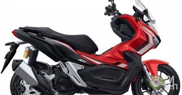 Honda ADV150 mới sẽ có giá từ 73 triệu đồng