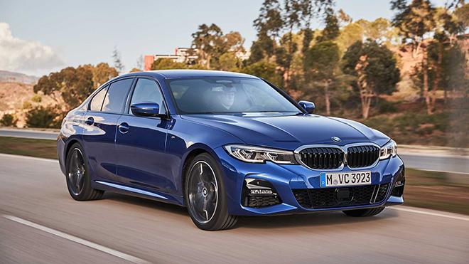 Bảng giá xe BMW 330i M-Sport 2019 cập nhật mới nhất