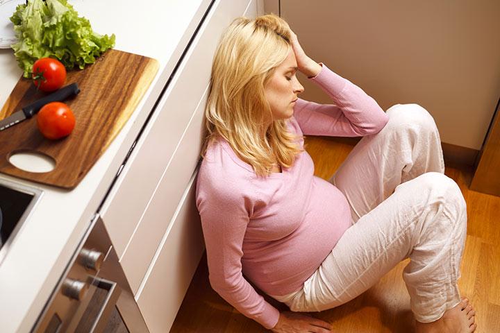 Căng thẳng khi mang thai có thể ảnh hưởng đến giới tính em bé - 1