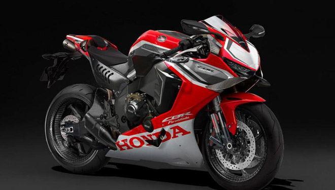 Honda CBR1000RR Fireblade 2020 sẽ có hình hài trông như thế nào?