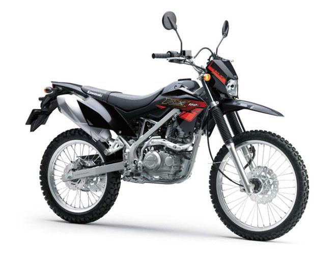 Cào cào Kawasaki KLX150 ra màu mới: Giá từ 52 triệu đồng - 6