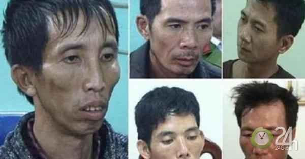 Vụ sát hại, hiếp dâm nữ sinh giao gà: 2 sát thủ khai việc mờ án của vợ Vì Văn Toán