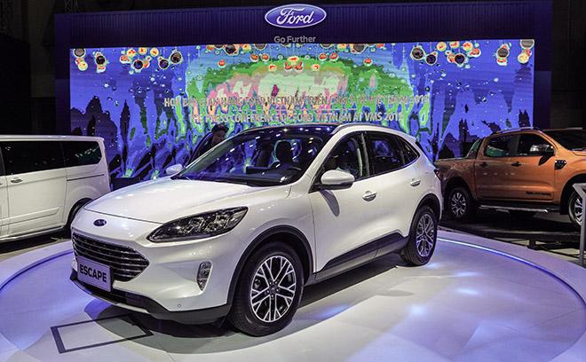 Ford Việt Nam mang dòng SUV Escape mới giới thiệu tại VMS 2019 - 2