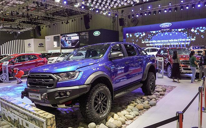 Ford Việt Nam mang dòng SUV Escape mới giới thiệu tại VMS 2019 - 3