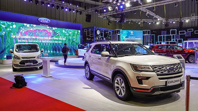 Ford Việt Nam mang dòng SUV Escape mới giới thiệu tại VMS 2019 - 5
