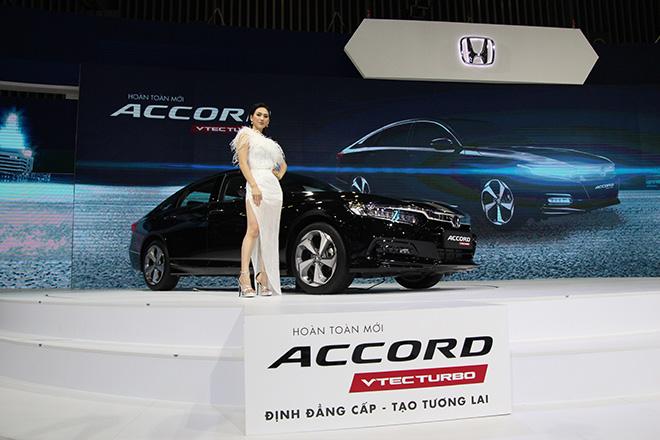 """Honda Việt Nam giới thiệu mẫu xe Honda Accord hoàn toàn mới """"Định đẳng cấp – Tạo tương lai"""" - 10"""