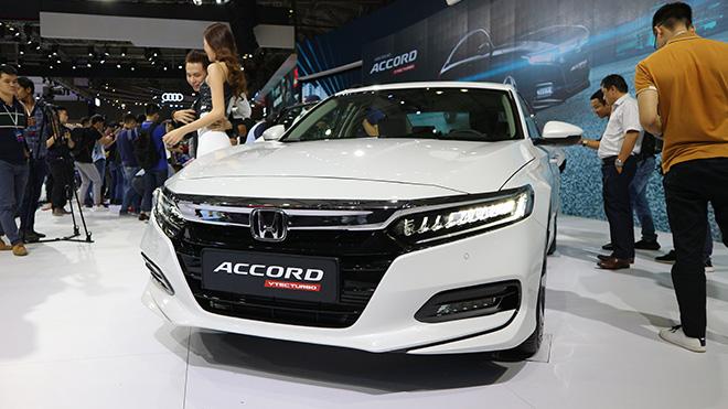 """Honda Việt Nam giới thiệu mẫu xe Honda Accord hoàn toàn mới """"Định đẳng cấp – Tạo tương lai"""" - 2"""