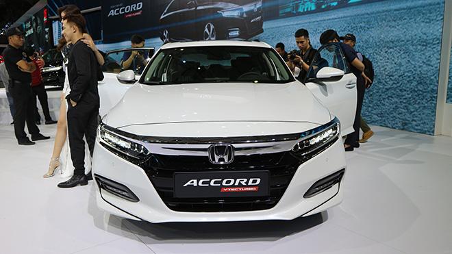 """Honda Việt Nam giới thiệu mẫu xe Honda Accord hoàn toàn mới """"Định đẳng cấp – Tạo tương lai"""" - 4"""