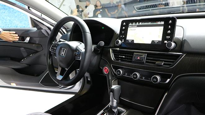 """Honda Việt Nam giới thiệu mẫu xe Honda Accord hoàn toàn mới """"Định đẳng cấp – Tạo tương lai"""" - 7"""