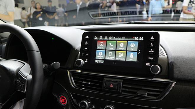 """Honda Việt Nam giới thiệu mẫu xe Honda Accord hoàn toàn mới """"Định đẳng cấp – Tạo tương lai"""" - 8"""