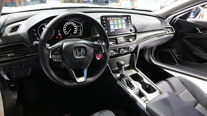 """Honda Việt Nam giới thiệu mẫu xe Honda Accord hoàn toàn mới """"Định đẳng cấp – Tạo tương lai"""" - 9"""