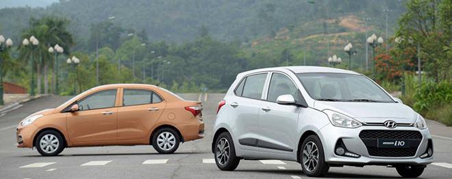 Hyundai Grand I10 – Ông vua phân khúc xe cỡ nhỏ - 12