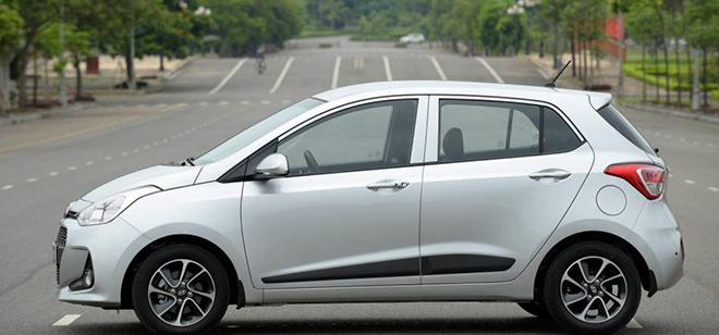 Hyundai Grand I10 – Ông vua phân khúc xe cỡ nhỏ - 4