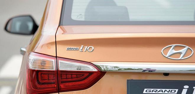 Hyundai Grand I10 – Ông vua phân khúc xe cỡ nhỏ - 6