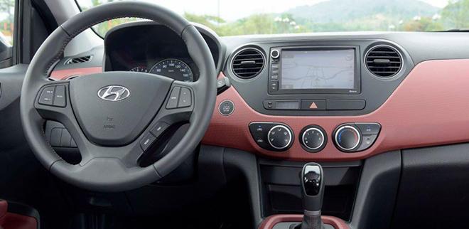 Hyundai Grand I10 – Ông vua phân khúc xe cỡ nhỏ - 7