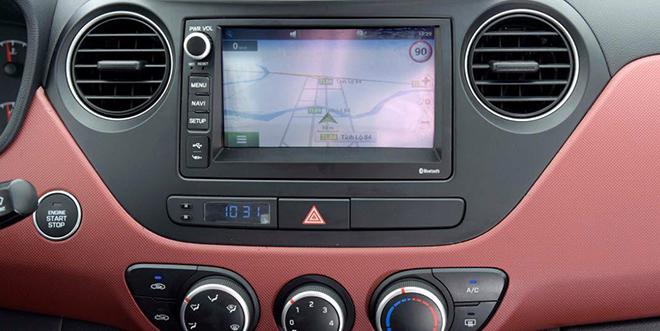Hyundai Grand I10 – Ông vua phân khúc xe cỡ nhỏ - 8