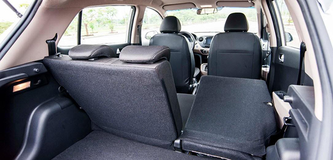 Hyundai Grand I10 – Ông vua phân khúc xe cỡ nhỏ - 10