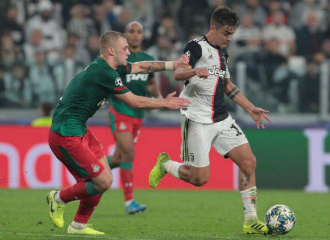 Bóng đá cúp C1, Juventus - Lokomotiv Moscow: Tuyệt đỉnh