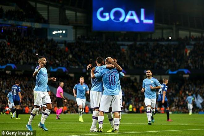 Bóng đá cúp C1, Man City - Atalanta: Cú sốc phạt đền, cái kết đau đớn