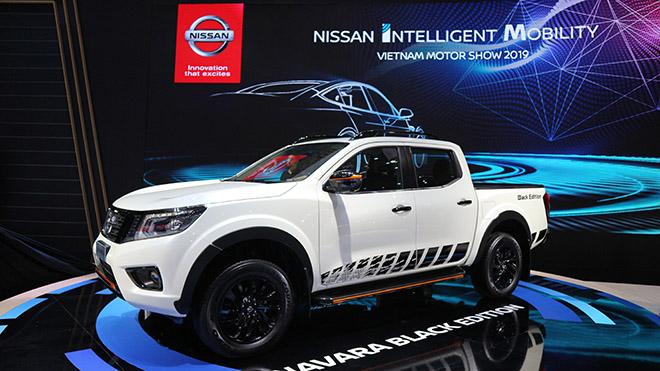 Nissan Việt Nam giới thiệu công nghệ Chuyển động thông minh cùng Navara Black Edition A-IVI tại VMS 2019 - 2