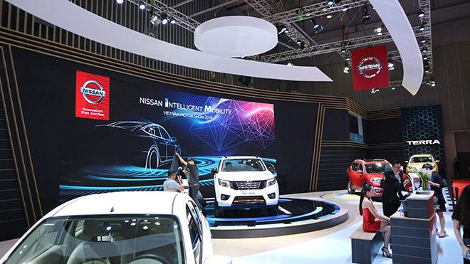 Nissan Việt Nam giới thiệu công nghệ Chuyển động thông minh cùng Navara Black Edition A-IVI tại VMS 2019 - 1