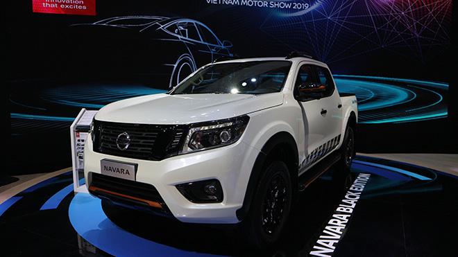 Nissan Việt Nam giới thiệu công nghệ Chuyển động thông minh cùng Navara Black Edition A-IVI tại VMS 2019 - 3