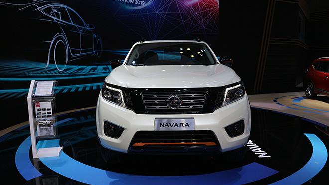 Nissan Việt Nam giới thiệu công nghệ Chuyển động thông minh cùng Navara Black Edition A-IVI tại VMS 2019 - 4
