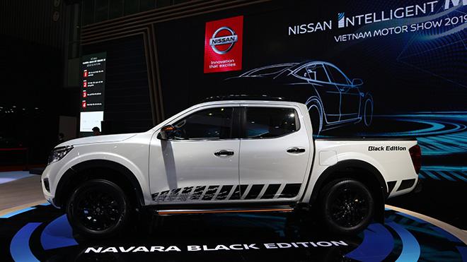 Nissan Việt Nam giới thiệu công nghệ Chuyển động thông minh cùng Navara Black Edition A-IVI tại VMS 2019 - 5