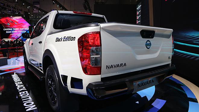 Nissan Việt Nam giới thiệu công nghệ Chuyển động thông minh cùng Navara Black Edition A-IVI tại VMS 2019 - 7